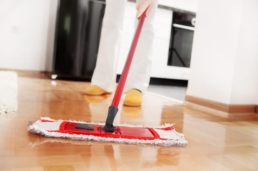 Cleaning Water Damage & Mold