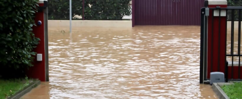 Water Damage Flood