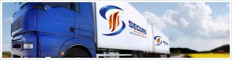 Secure Restoration: water damage restoration company