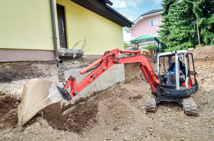 Foundation Repairs in Saluda, NC (2433)